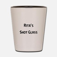 RITA Shot Glass