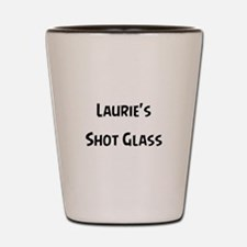 LAURIE Shot Glass