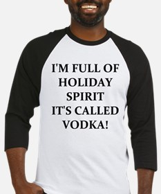 VODKA! Baseball Jersey