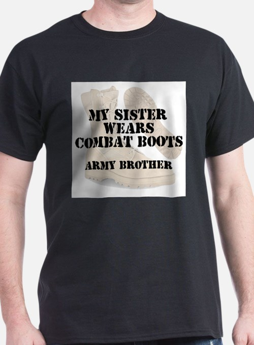 Cute Military brother T-Shirt