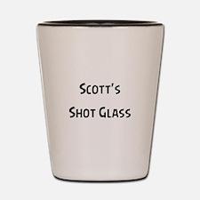 SCOTT Shot Glass