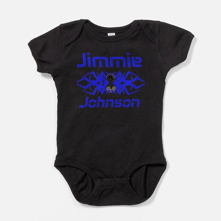 Cute Jimmie johnson Baby Bodysuit