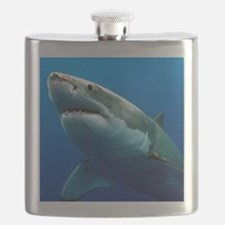 GREAT WHITE SHARK 3 Flask