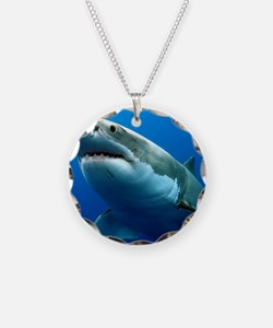 GREAT WHITE SHARK 3 Necklace