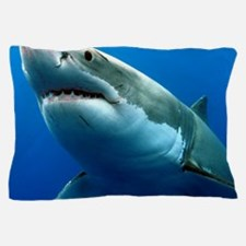 GREAT WHITE SHARK 3 Pillow Case