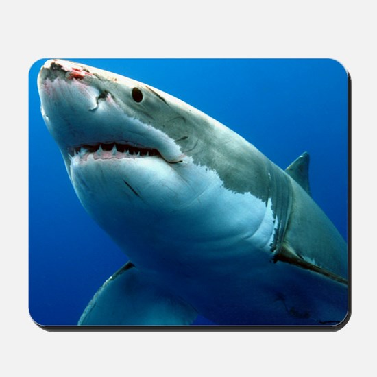 GREAT WHITE SHARK 3 Mousepad