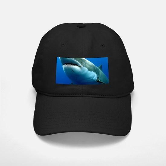 GREAT WHITE SHARK 3 Baseball Hat