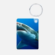 GREAT WHITE SHARK 3 Keychains