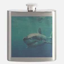 GREAT WHITE SHARK 1 Flask