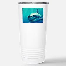 GREAT WHITE SHARK 1 Stainless Steel Travel Mug