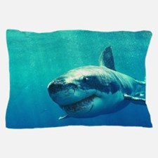 GREAT WHITE SHARK 1 Pillow Case