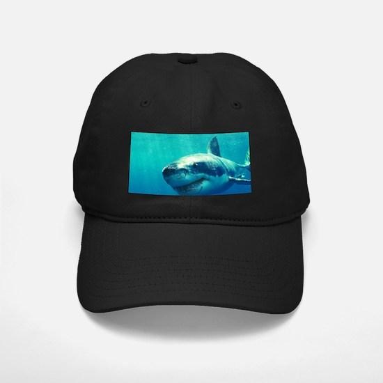 GREAT WHITE SHARK 1 Baseball Hat