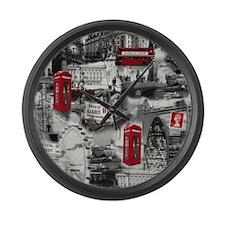 London Large Wall Clock