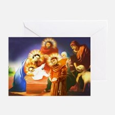 Blank Christmas Greeting Cards (pk Of 20)