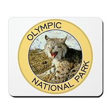 Olympic NP (Bobcat) Mousepad