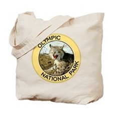 Olympic NP (Bobcat) Tote Bag