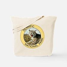 Olympic NP (Bobcat) Tote Bag