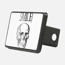 Smile! Skull smiling Hitch Cover
