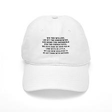 WE THE WILLING Baseball Cap