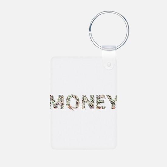 Money: Dollars Keychains