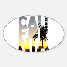 CA for California - Typo Decal