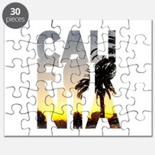 CA for California - Typo Puzzle