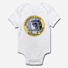 Mammoth Cave NP (Raccoon) Infant Bodysuit