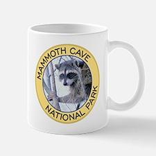 Mammoth Cave NP (Raccoon) Mug