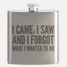 I came, I saw and I forgot what I wanted to Flask