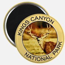 Kings Canyon NP (Mule Deer) Magnet