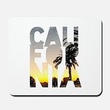 CA for California - Typo Mousepad