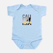 CA for California - Typo Body Suit