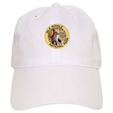 Isle Royale NP (Red Fox) Baseball Cap