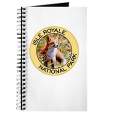 Isle Royale NP (Red Fox) Journal