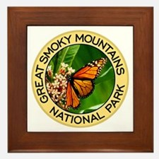 Great Smoky Mountains NP (Monarch Butterfly) Frame