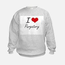 I Love Purgatory Sweatshirt