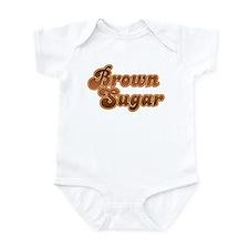 Brown Sugar Infant Bodysuit