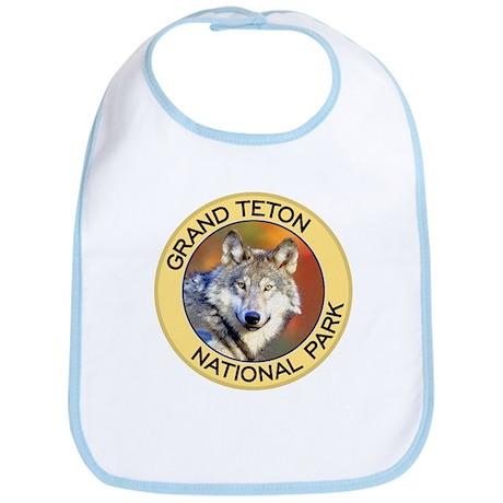 Grand Teton NP (Wolf) Bib