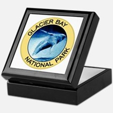 Glacier Bay NP (Humpback Whale) Keepsake Box