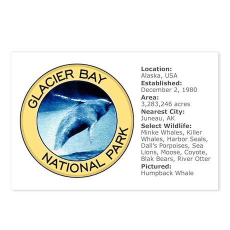 Glacier Bay NP (Humpback Whale) Postcards (Package