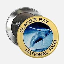 Glacier Bay NP (Humpback Whale) Button