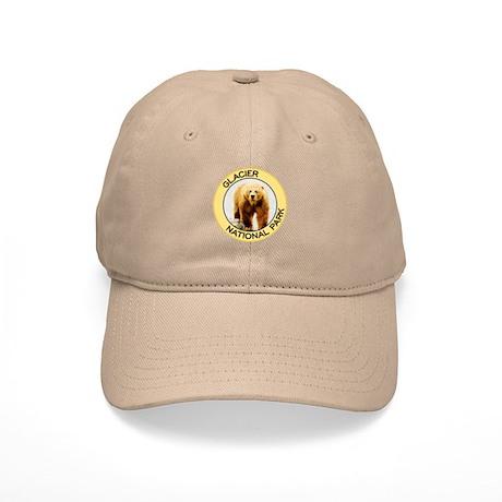 Glacier NP (Grizzly Bear) Cap