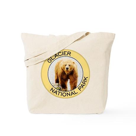 Glacier NP (Grizzly Bear) Tote Bag