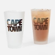 CAPE TOWN CITY – Typo Drinking Glass