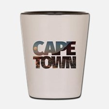 CAPE TOWN CITY – Typo Shot Glass