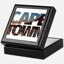 CAPE TOWN CITY – Typo Keepsake Box