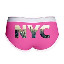 NYC for NEW YORK CITY - Typo Women's Boy Brief