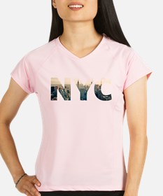 NYC for NEW YORK CITY - Ty Performance Dry T-Shirt