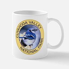 Cuyahoga Valley NP (Blue Jay) Mug