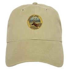 Crater Lake NP (Elk) Baseball Cap